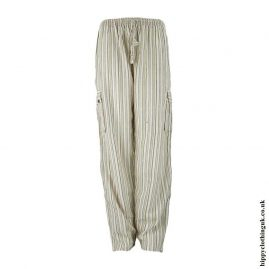 Cream-Striped-Cotton-Hippy-Trousers