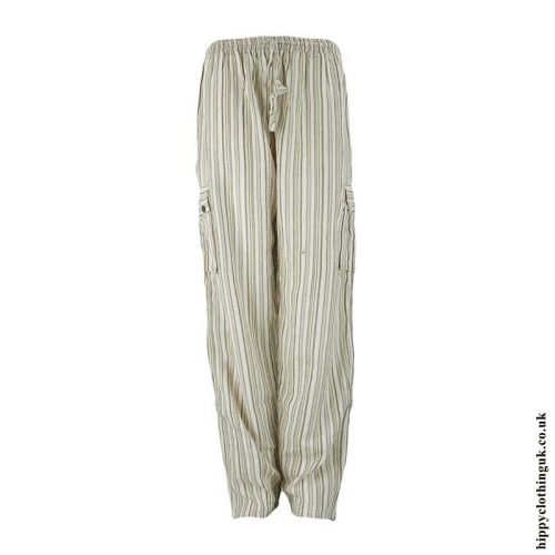 Cream-Striped-Cotton-Hippy-Trousers