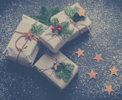Top Tips For A Sustainable Christmas - Presents