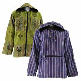 Mens Jackets and Hoodies
