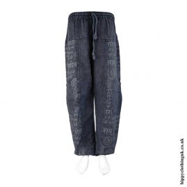 Charcoal-Printed-Pattern-Trousers