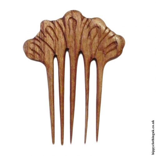 Five-Prong-wooden-hippy-Hair-Fork