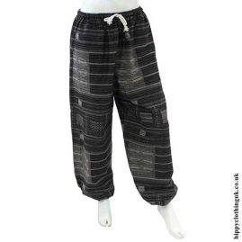 Black-Cotton-Trousers