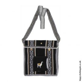 Black-Llama-Shoulder-Satchel