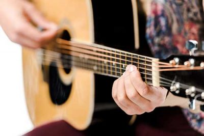What Do Hippie Do For Fun - Guitar