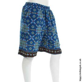 Blue-Geometric-Shorts