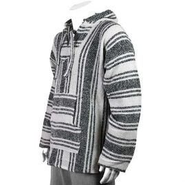 Natural-Mexican-Jerga-Baja-Hooded-Hippy-Top