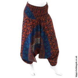Blue-Cotton-Throw-Ali-Baba-Trousers
