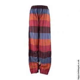 Nepalese-Multicoloured-Cotton-Hippy-Trousers