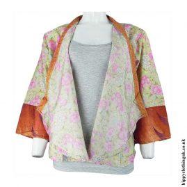 Open-Sari-Shrug-Floral