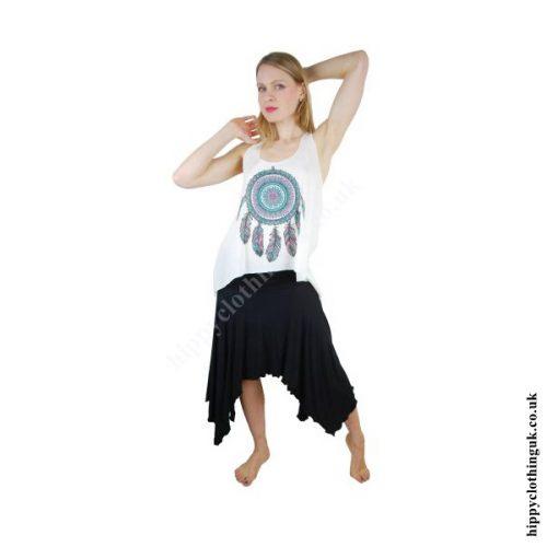 Pixie Hem Hippy Skirt Example