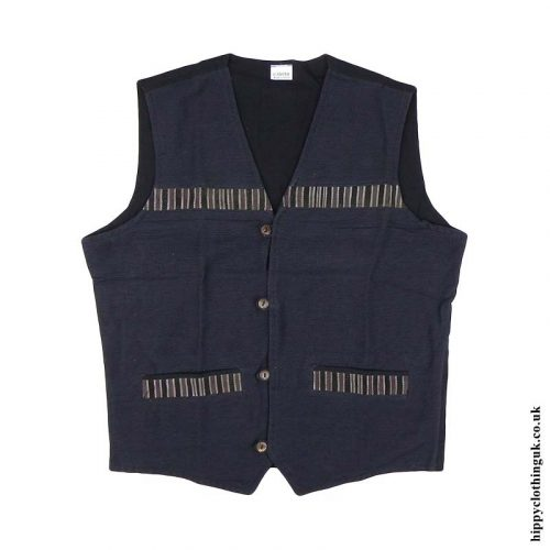 Plain-Waistcoat-with-Coloured-Detail