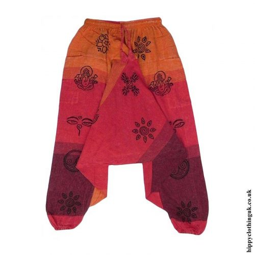 Printed-Artwork-Harem-Ali-Baba-Trousers