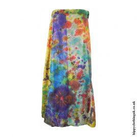 Tie-Dye-Hippy-Wrap-Skirt