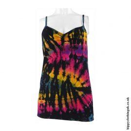Black-Tie-Dye-Hippy-Vest-Top