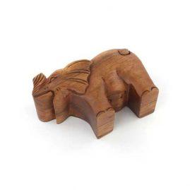 Elephant-Puzzle-Box