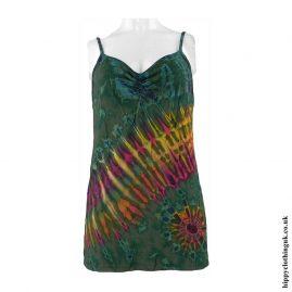Green-Tie-Dye-Hippy-Vest-Top