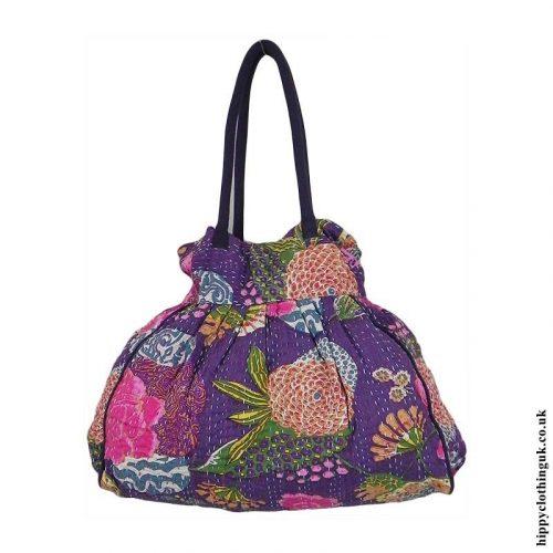 Patterned-Beach-Bag