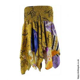 Pixie-Hem-Recycled-Sari-Skirt