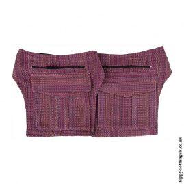 Red-Double-Pocket-Money-Belt