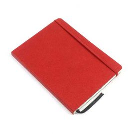 Red-Faux-Leather-Bound-Notebook