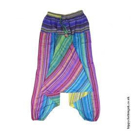Striped-Patchwork-Harem-Ali-Baba-TrousersStriped-Patchwork-Harem-Ali-Baba-Trousers