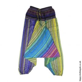 Striped-Patchwork-Harem-Ali-Baba-Trousers