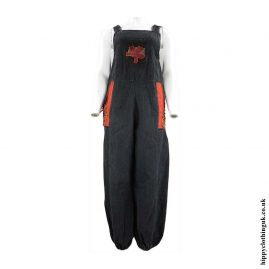 Black-Hippy-Dungarees-with-Flower-Embroidery