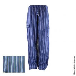 Blue-Striped-Cotton-Hippy-Trousers