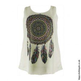 Cream-Dreamcatcher-Hippy-Vest-Top
