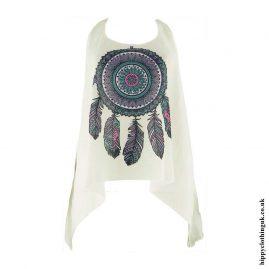 Feather-Dreamcatcher-Hippy-Vest-Top