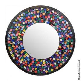Multicoloured-Round-Mosaic-Mirror-40cm