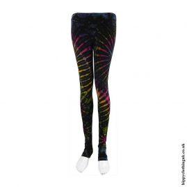 Black-Tie-Dye-Leggings