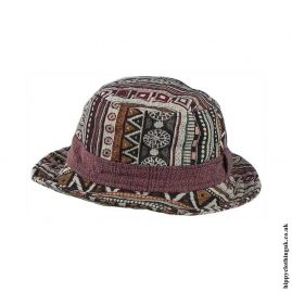 Multicoloured-Patterned-Hippy-Hat