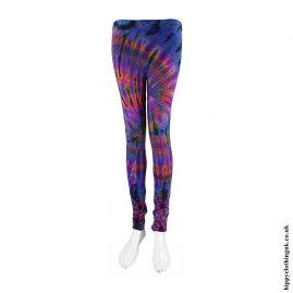 Purple-Tie-Dye-Leggings