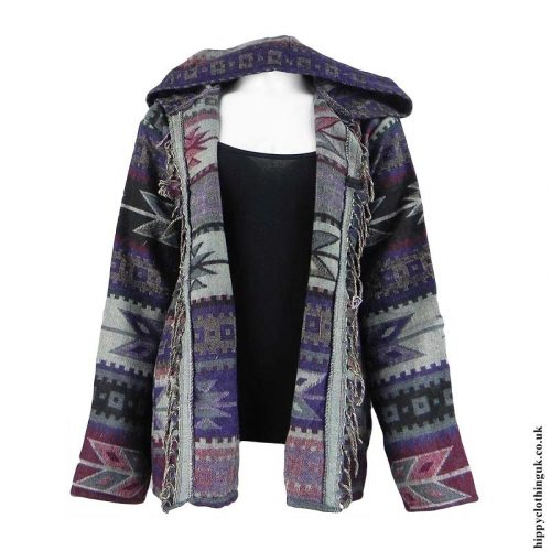 Acrylic-Wool-Hippy-Jacket