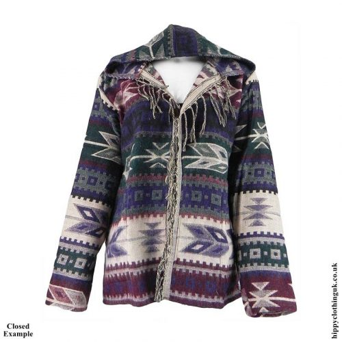 Acrylic-Wool-Hippy-Jacket-Closed-Example