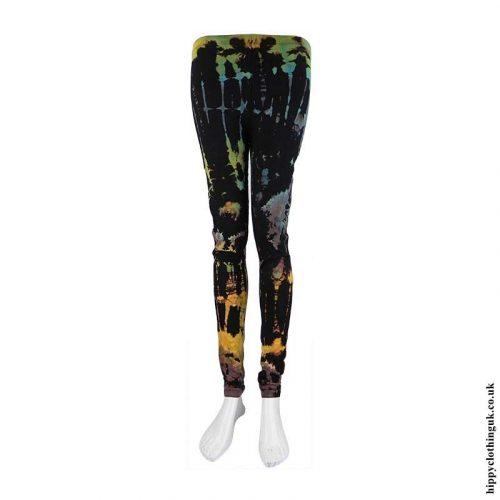 Black-Long-Tie-Dye-Leggings