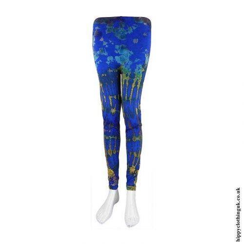 Blue-Long-Tie-Dye-Leggings