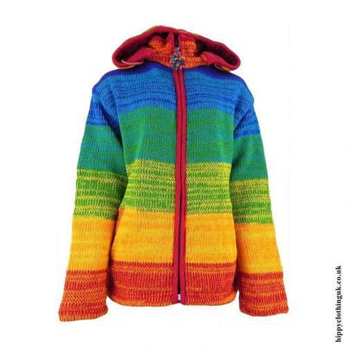 Electric-Rainbow-Hooded-Hippy-Wool-Jacket