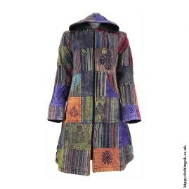 Long-Patchwork-Fleece-Lined-Hooded-Hippy-Jacket