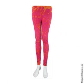 Pink-Long-Tie-Dye-Leggings