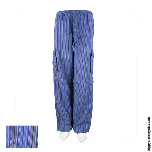 Purple-Striped-Cotton-Hippy-Trousers