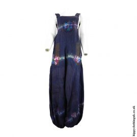 Blue-Tie-Dye-Hippy-Patchwork-Dungarees