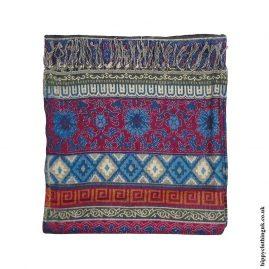 Geometric-Acrylic-Blanket