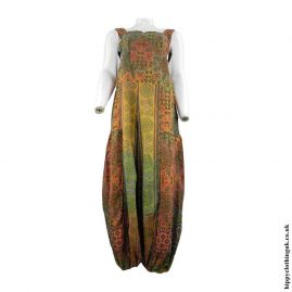 Multicoloured-Pattern-Cotton-Hippy-Dungarees