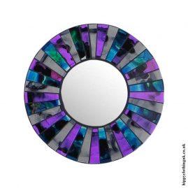 Round-Fair-Trade-Mosaic-Mirror-30cm