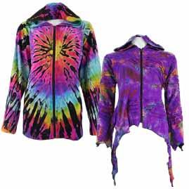 Tie Dye Jackets