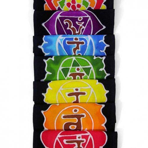 Batik-Chakra-Material-Wall-Hanging-close-up