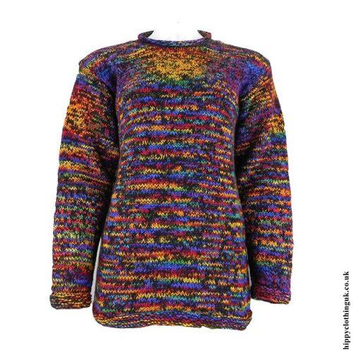 Black-Tie-Dye-Hippy-Wool-Jumper